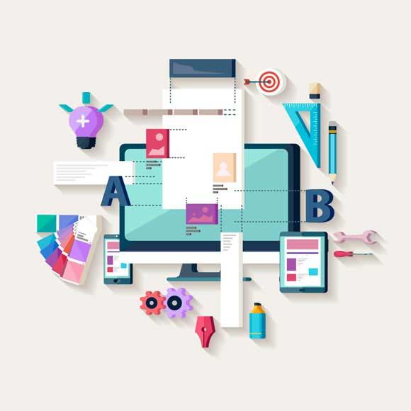 Desarrolla una página web para tu empresa